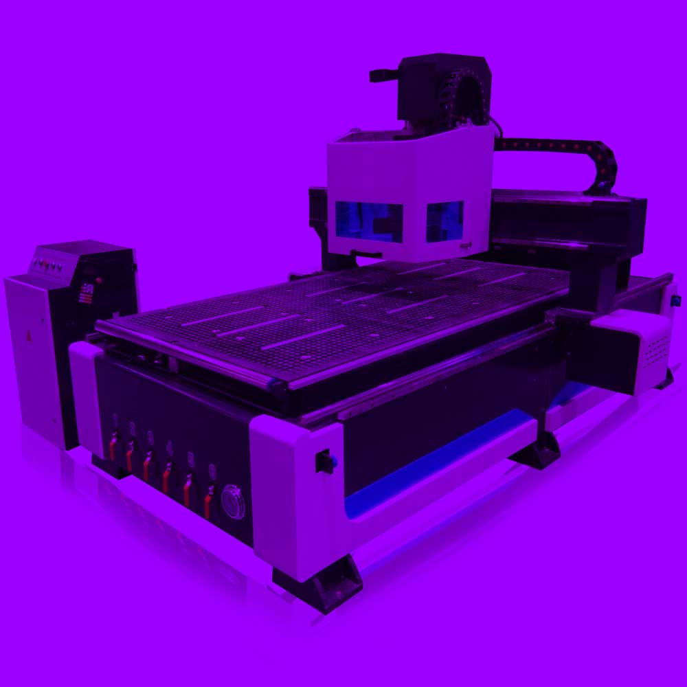 Used AXYZ Sabre CNC Router In Bristow, IN