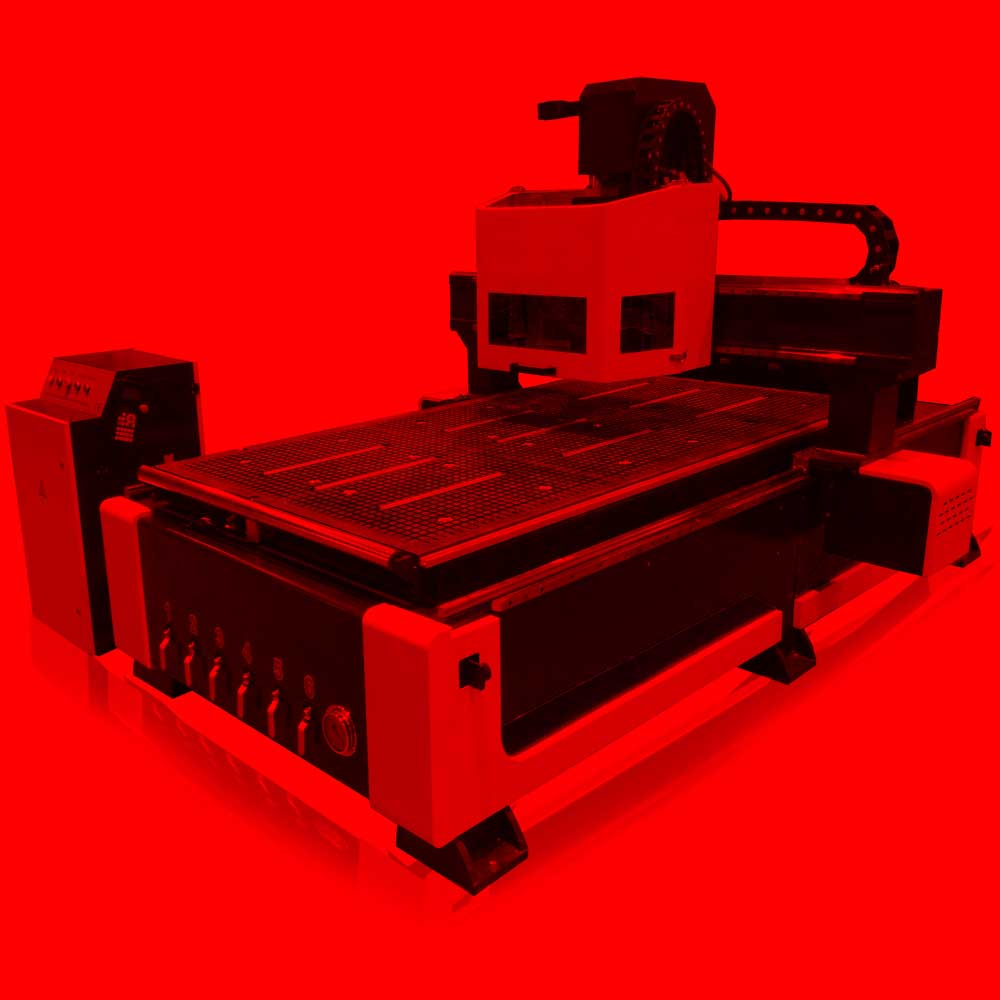 Used AXYZ Sabre CNC Router In Bluffton, IN