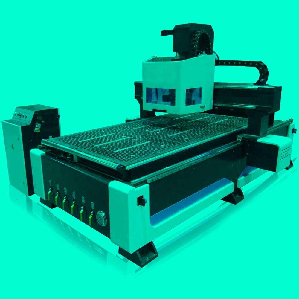 Used Shop Sabre CNC Router In Blanford, IN