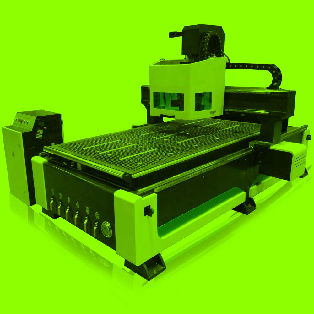 Used Heian CNC Router In Bowling Green, IN