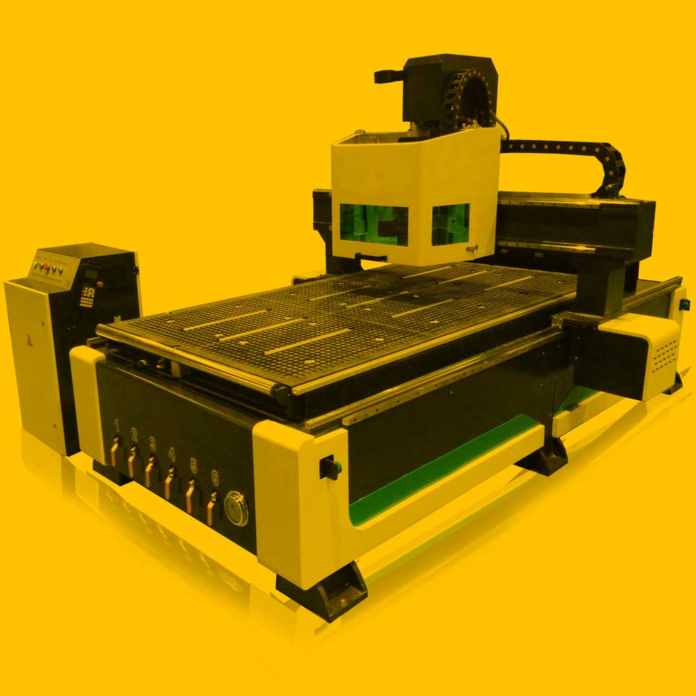 Used Balestrini CNC Router In Bennington, IN